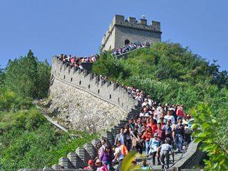 Group Day Tour to Badaling Great Wall & Ming Tombs